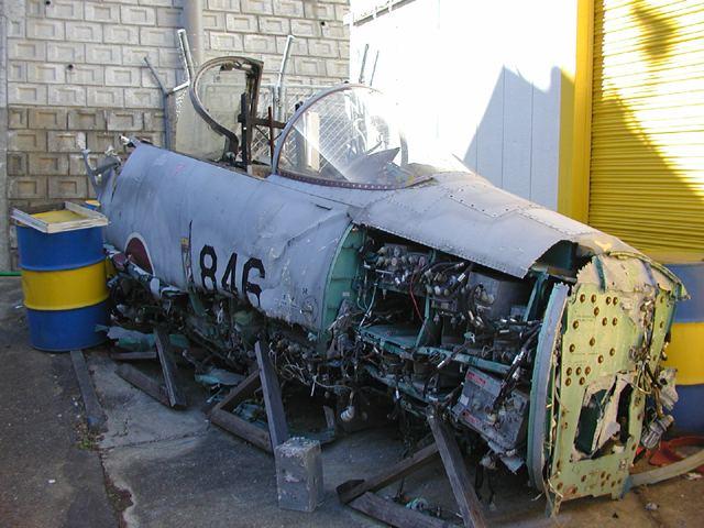 世界で唯一撃墜されたF-15Jイー...